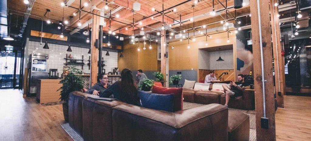 Die Zukunft des Büros