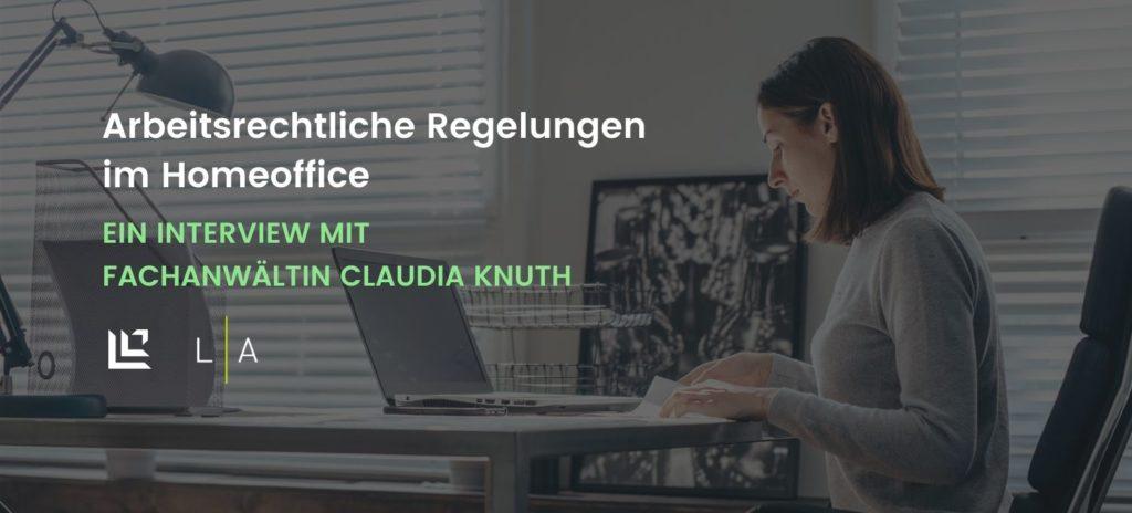 Rechtliche Regelungen im Homeoffice für Arbeitgeber und Arbeitnehmer