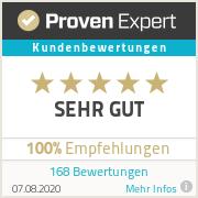 Lendis - Top Bewertungen bei Proven Expert