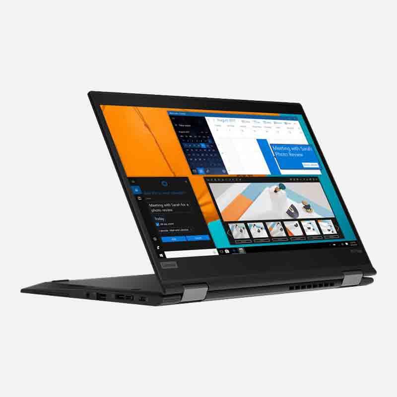 Lenovo ThinkPad X13 Yoga G1 clever mieten statt kaufen